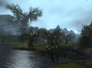 Verwüstete Lande in Catakäse